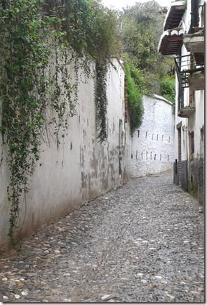 Granada Gasse
